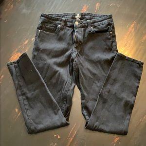 Just Black Jeans